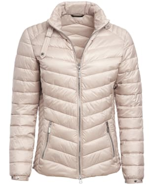 Women's Barbour International Triple Quilted Jacket