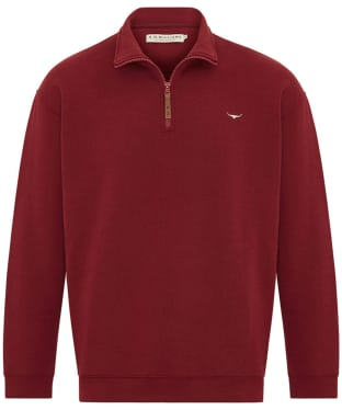 Men's R.M. Williams Mulyungarie Half Zip Fleece