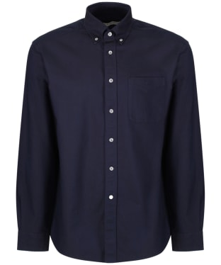 Men's R.M. Williams Collins Button Down Shirt - Navy