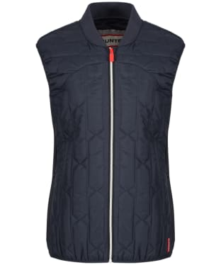 Women's Hunter Original Midlayer Gilet - Navy