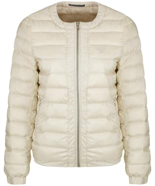 Women's GANT Lightweight Down Blouson - Putty