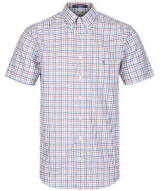 Men's GANT Broadcloth Three-Colour Gingham Shirt