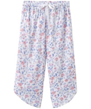 Women's Joules Florrie Woven Culotte Pyjama Bottoms