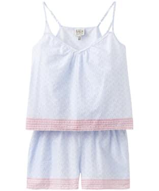 Women's Joules Lulu Woven Nightwear Set