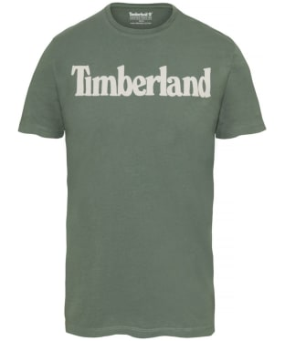 Men's Timberland Kennebec River Brand Tee - Duck Green
