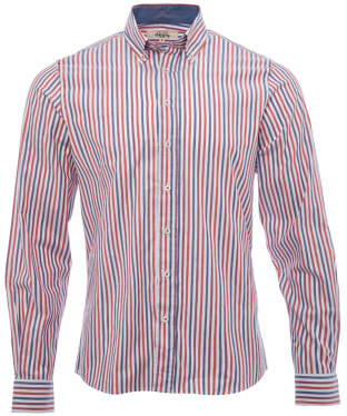 Men's Dubarry Kinvara Shirt - Saffron Multi