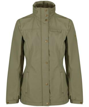 Women's Dubarry Aran Waterproof Jacket - Khaki