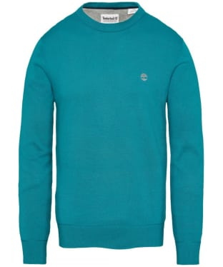 Men's Timberland Williams River Crew Neck Sweater - Harbour Blue