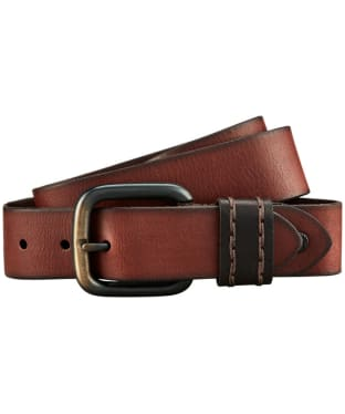 Men's Timberland Stitch Keeper Belt - Brown