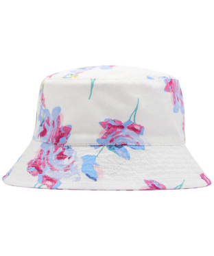 Girl's Joules Toddler Sunseeker Reversible Hat
