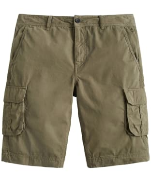 Men's Joules Croft Cargo Shorts - Dark Olive