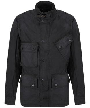 Men's Barbour International Tempo Casual Jacket - Black