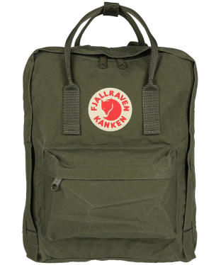 Fjallraven Kanken Backpack - Green