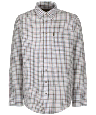 Men's Musto Classic Twill Shirt - Cairngorms Berry