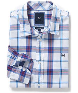 Men's Crew Clothing Bamburgh Classic Check Shirt