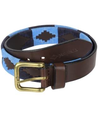 pampeano Leather Polo Belt