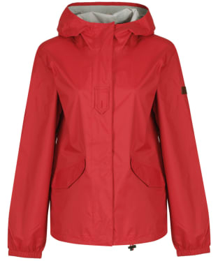 Women's Aigle Biltrain N Waterproof Jacket - Rouge