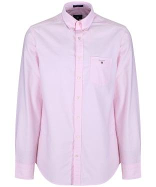 Men's Gant Regular Oxford Shirt - Light Pink