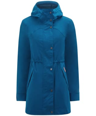 Women's Hunter Original Cotton Smock - Ocean Blue