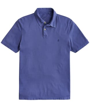 Men's Joules Palmer Polo Shirt - Skipper Blue