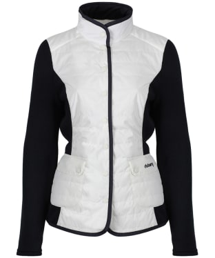 Women's Dubarry Terryglass PrimaLoft® Jacket - Sail White Multi