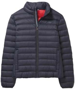 Men's Crew Clothing Lightweight Down Jacket - Dark Navy