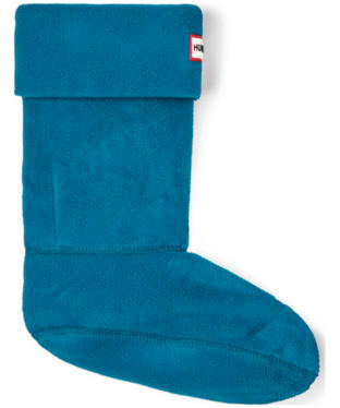 Hunter Short Boot Socks - Ocean Blue