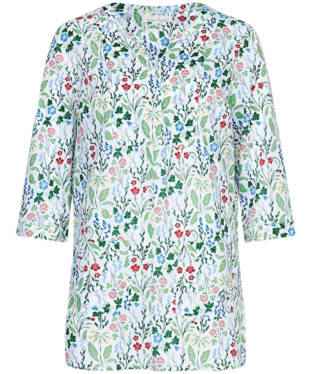 Women's Seasalt Aventurier Tunic Top - Wild Flowers Salt