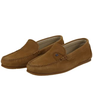 Women's Dubarry Bali Loafers - Tan