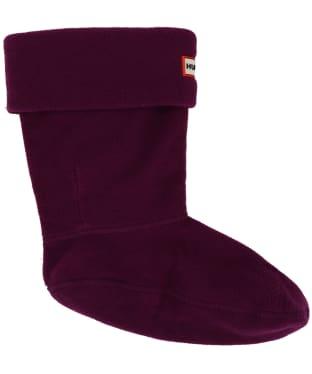 Hunter Short Boot Socks - Violet