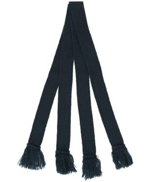 Pennine Wool Garter - Indigo
