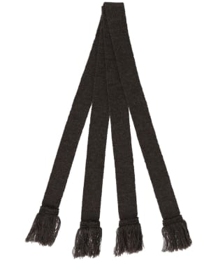 Pennine Wool Garter - Mocha