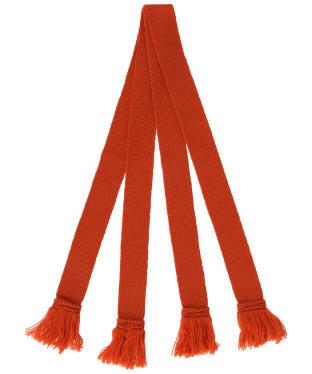 Pennine Wool Garter - Orange