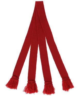 Pennine Wool Garter - Chianti