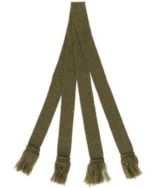 Pennine Wool Garter - Old Sage