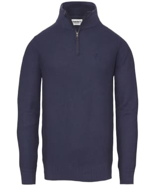 Men's Timberland Manhan River Half Zip Sweater