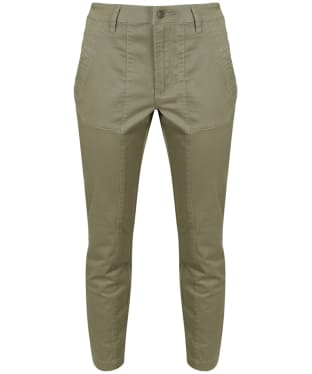 Women's Dubarry Roscarbery Cropped Trousers - Khaki