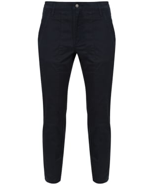 Women's Dubarry Roscarbery Cropped Trousers - Navy
