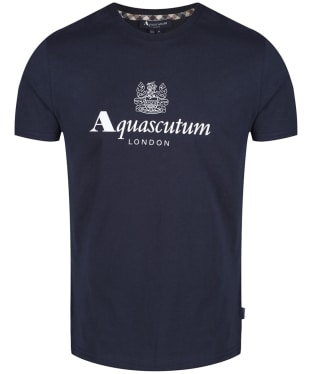 Men's Aquascutum Griffin Crest T-Shirt