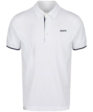 Men's Musto Performance Polo Shirt - White
