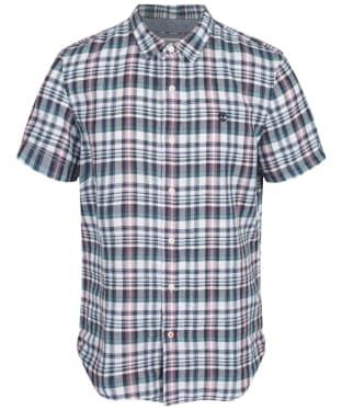 Men's Timberland Mill River Madras Shirt