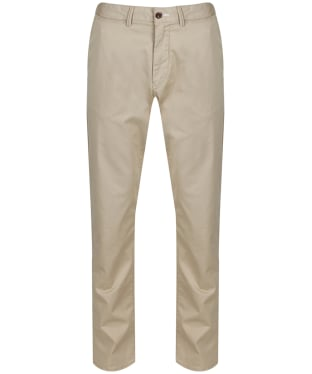 Men's GANT Regular Fit Chinos - Dark Khaki