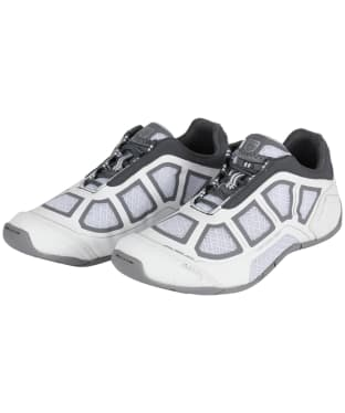 Dubarry Easkey Sailing Shoes - White