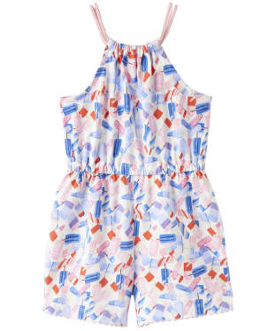 Girl's Joules Infant Delphi Playsuit, 2-5yrs