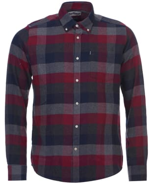 Men's Barbour Country Check 4 Tailored Shirt
