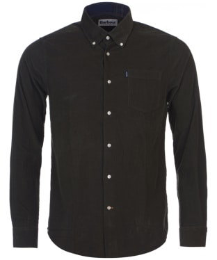 Men's Barbour Morris Tailored Fit Shirt - Forest