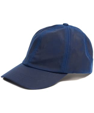 Men's Barbour Prestbury Sports Cap - Indigo
