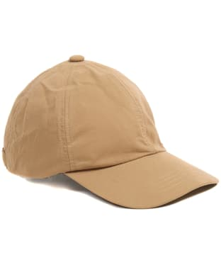 Men's Barbour Berwick Sports Cap - Stone