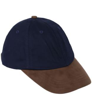 Schoffel Cowes Cap - Navy