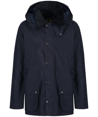 Men's Barbour Ashby Midas Waterproof Jacket - Navy
